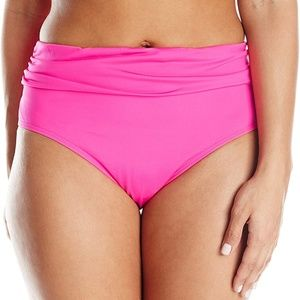 NWT Kenneth Cole  Ruffle-Licous Hipster Bottom